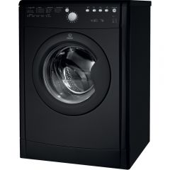 Indesit IDVL75BRK 7Kg Tumble Dryer Black