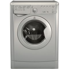 Indesit IDVL75BRS 7Kg B Rated Silver Vented Tumble Dryer