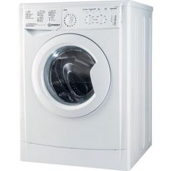 Indesit IWC71252WUKN Agency 7Kg 1200 Spin Washing Machine - White - A++ Energy Rated