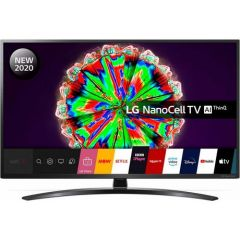 Lg 50NANO796NE Agency 50` 4K Ultra HD Hdr10 Nanocell Smart TV With Google Assistant + Alexa