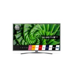 Lg 50UN81006LB Agency 50`` 4K Led Smart TV - A Energy Rated