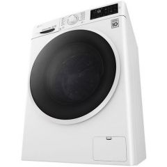 Lg F4J608WN Agency 8Kg 1400 Inverter Direct Drive™ Washing Machine - Blue White - A+++ Energy Rated