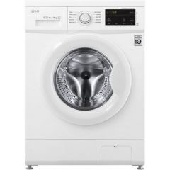 Lg F4MT08W Agency 8 Kg 1400 Inverter Direct Drive™ Washing Machine - White - A+++-30% Energy Rated