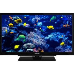 Linsar 24LED1800 24 ` HD Ready Smart TV - Smooth Black - Energy Rated