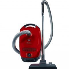 Miele 10660600 Classic C1 Powerline Bagged Cylinder Vacuum Cleaner