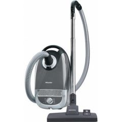 Miele 10931750 Complete C2 Excellence Powerline Bagged Cylinder Vacuum Cleaner Graphite