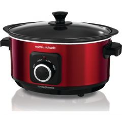 Morphy Richards 460014 Sear + Stew 3.5L Slow Cooker