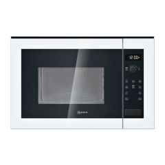 Neff H12WE60W0G Built-In Microwave Oven 25 Litre 900W H382