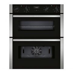 Neff J1ACE4HN0B 7 Function Electric Built Under Double Oven Stainless Steel