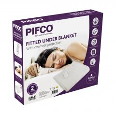 Pifco P47002 Single Fitted Heated Mattress Cover