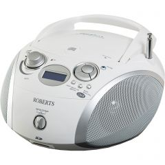 Roberts Radio Ltd ZOOMBOX3 Dab/Dab+/Fm RDS CD Player With Sd And USB