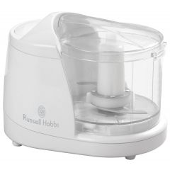 Russell Hobbs 18531 160 W Mini Chopper With Easy One Touch Operation
