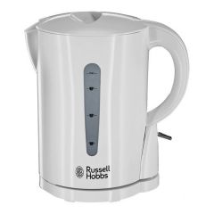 Russell Hobbs 21441 Essentials 1.7L White Kettle