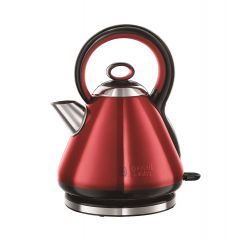 Russell Hobbs 21885 3Kw Red Leagcy Quiet Boil Kettle