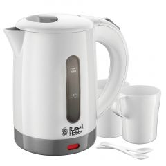 Russell Hobbs 23840 Travel/Compact Kettle 0.85L Capacity Universal Voltage