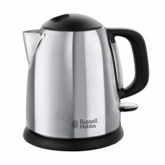 Russell Hobbs 24990 Classic Compact S/S Kettle 1 Ltr