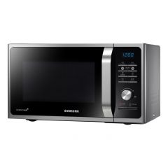Samsung MS23F301TAS Solo Microwave 23 Litres Silver