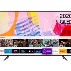 Samsung QE43Q60TAUXXU Agency 43` Qled Smart TV - A Energy Rated