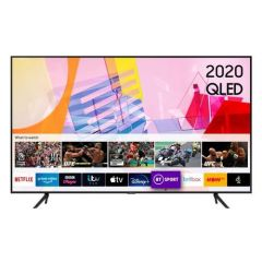 Samsung QE55Q60TAUXXU Agency 55` Qled Smart TV - A+ Energy Rated