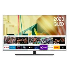 Samsung QE55Q70TATXXU Agency 55` Qled Smart TV - A Energy Rated