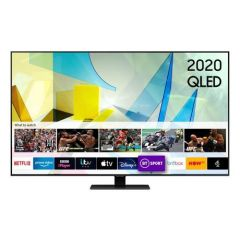 Samsung QE55Q80TATXXU Agency 55` Qled Smart TV - B Energy Rated
