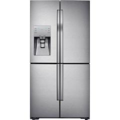 Samsung RF56J9040SR Agency American Fridge Freezer - Stainless Steel