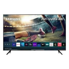 Samsung UE43AU7100KXXU 43` 4K Uhd Hdr Smart TV Hdr Powered By Hdr10+ With Adaptive Sound And Boundle