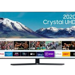 Samsung UE43TU8500UXXU Agency 43` 4K Uhd Smart TV - A Energy Rated