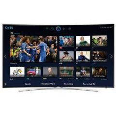 Samsung UE48H8000STXXU 48` Curved 3D Smart Freesat/ Freeview