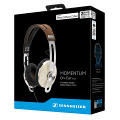 Sennheiser Uk Ltd 505982 Momentum On-Ear Headphone Ivory