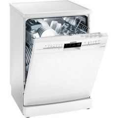 Siemens SN236W02JG Agency Full Size Dishwasher - White - A++ Rated