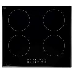 Stoves SIH602T13 60Cm Built-In Electric Induction Hob. Additional Features Include Touch Controls