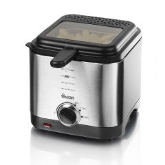 Swan SD6060N 1.5 Litre Stainless Steel Fryer