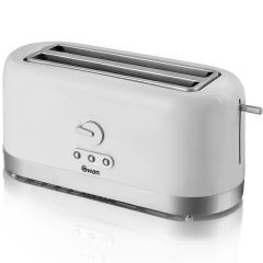 Swan ST10091N 4 Slice Long Slot Toaster Browning Control