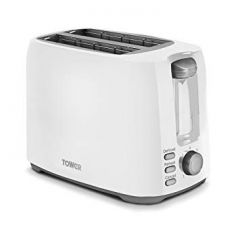 Tower T20013W 2 Slice Toaster