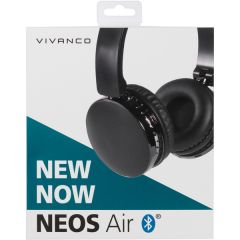 Vivanco 25160 Bluetooth On-Ear Headphones Neos Air