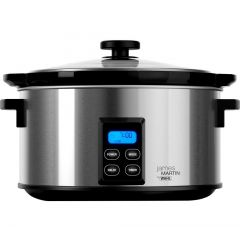 Wahl ZX929 JAMES MARTIN DIGITAL SLOW COOKER STAINLESS ST