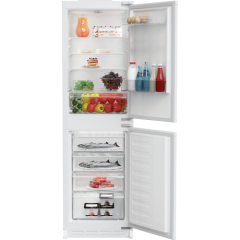Zenith ZICSD355 Integrated Static Fridge Freezer - A+ Energy Rated