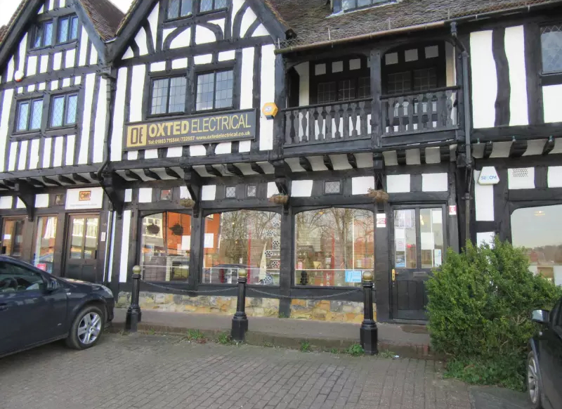 Oxted Electrical Store Front